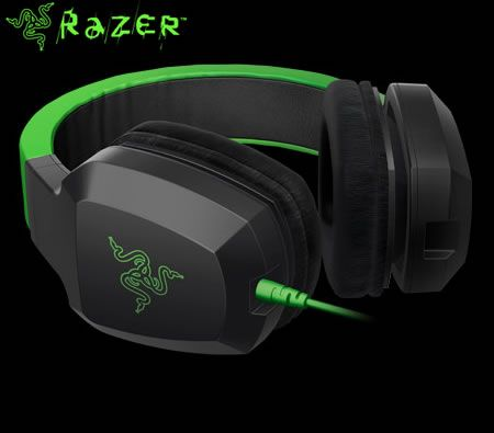 Razer Electra Essential Gaming & Music Headset, 40 mm Drivers, Enhanced Bass Response, Superior Sound Isolation, Built for Long-Lasting comfort