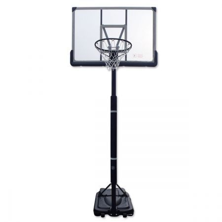Basketball Ring and Stand - Portable - with Large Backboard