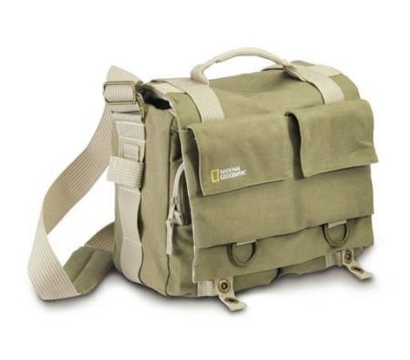 National Geographic Shoulder Bag Earth Explorer Travel Bag - Small