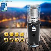 Steel Powder Coated Gas Outdoor Patio Heater