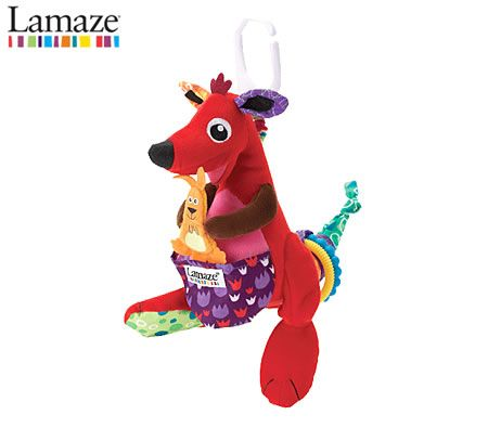 Lamaze Play and Grow Sydney and Sandy Kangaroo