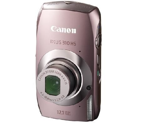 Canon Digital Camera IXUS 310 HS - Pink