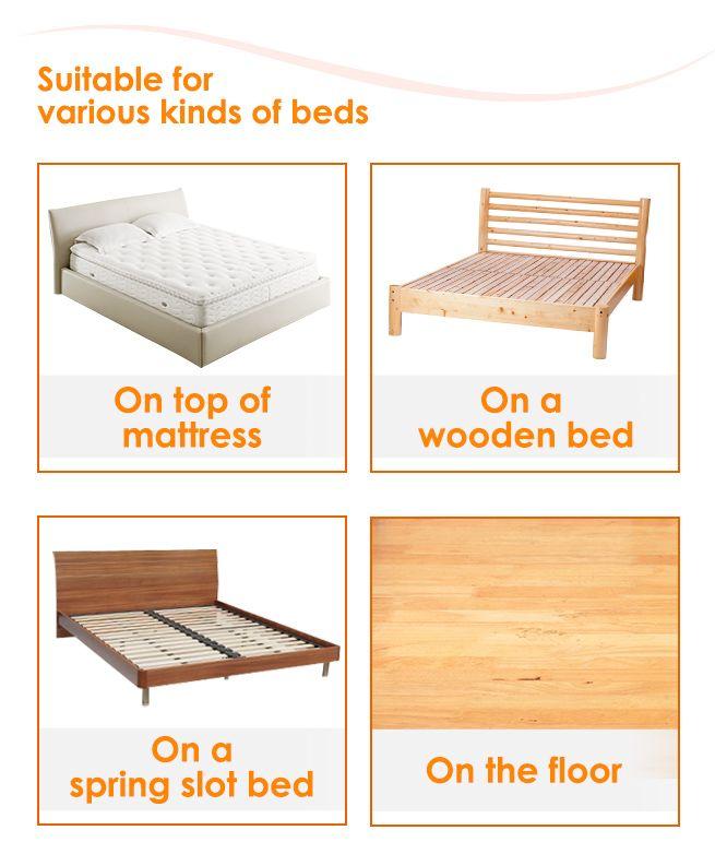 memory foam mattress topper single size crazy sales. Black Bedroom Furniture Sets. Home Design Ideas