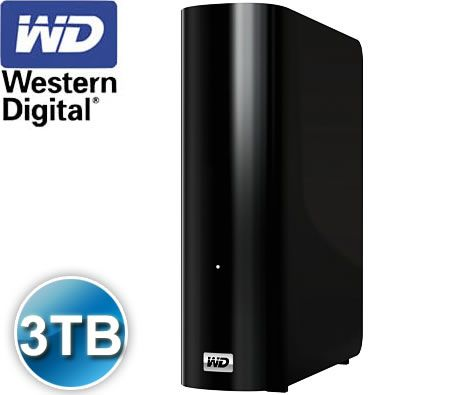 WD Western Digital My Book Essentials 3TB External Portable Hard Drive