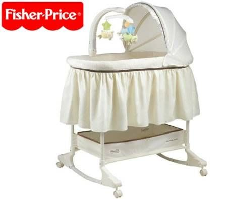 Fisher Price My Little Lamb Bassinet