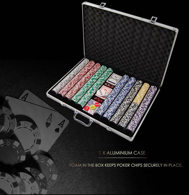 Ebay chips poker 1000