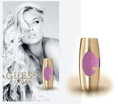 Guess Gold Mujer