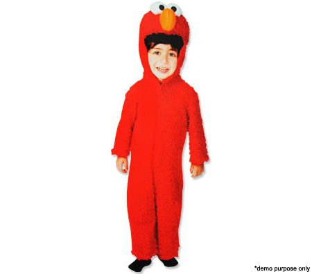 Sesame Street Elmo Dress Up Costume