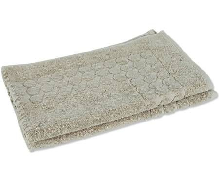 Luxury Living 900gsm Cotton Bath Mat - 2 Pack, Linen