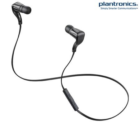 Plantronics Backbeat Go Stereo Bluetooth Wireless Headset Earphones