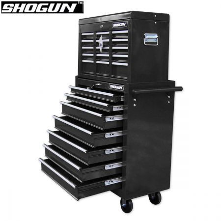 Shogun Mechanic Tool Box on Trolley