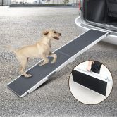 Aluminium Large Foldable Pet Ramp with Non Slip Surface
