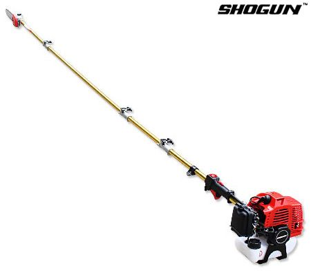 Shogun 52cc Pole Saw - 7.15m With Bonus Safety Equipment & Tool Kit