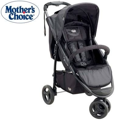 Mother's Choice 3 Wheel Stroller - Lincoln