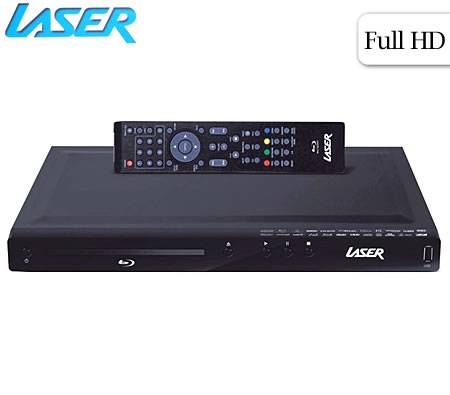 Laser Multi Region BluRay Player