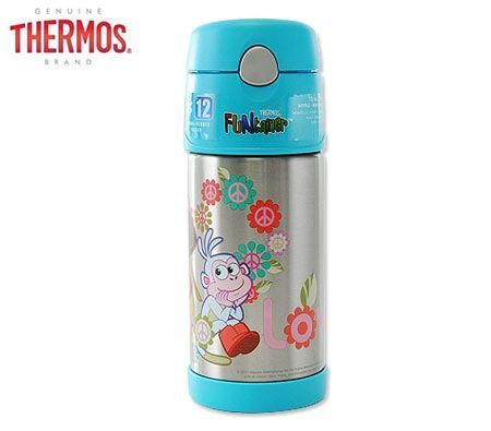 Thermos Funtainer Dora the Explorer Drink Bottle - 355ml