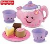 Fisher Price Laugh & Learn Say Please Tea Set(N7121)