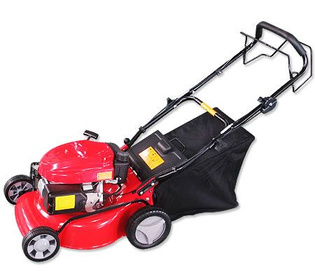 139cc Self Propelled 4 Stroke Lawn Mower