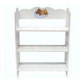 Childrens Bookcase - Sleeping Bear
