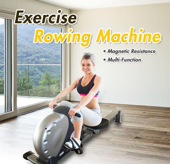 rowing machine hiit