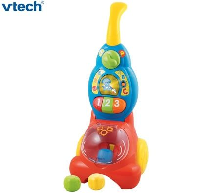 Vtech Baby Counting Colours Vacuum Cleaner