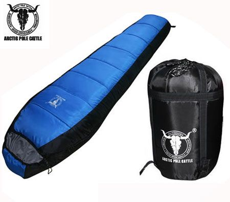Single Sleeping Bag With High Performance Insulation ...