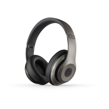 New Solo2 Beats Studio Headphones - TITANIUM