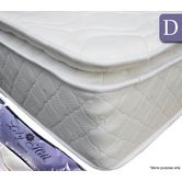Memory Foam Top Pocket Spring Mattress - Double