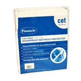 Pinnacle Waterproof Mattress Protector - Cot