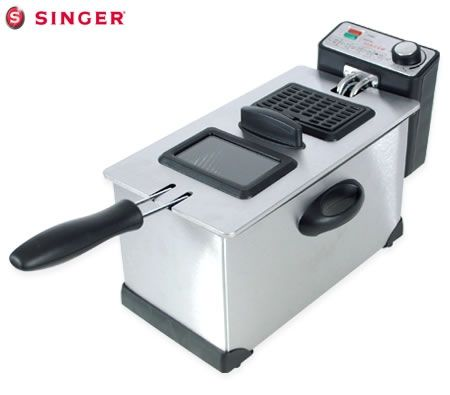 Singer 3.5L Deep Fryer