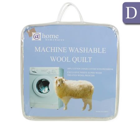 machine washable quilts