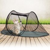 Outdoor Cat Tent