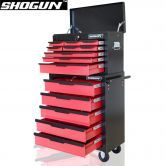Shogun Mechanic Tool Box on Trolley with 14 Drawers