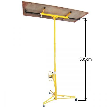 how to use plaster lifter