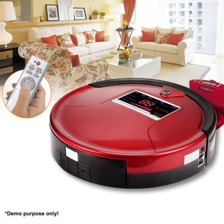 7-in-1 Robot Vacuum Cleaner