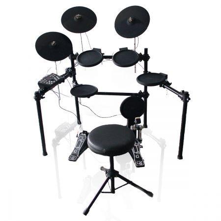 8 piece Electronic Drum Kit