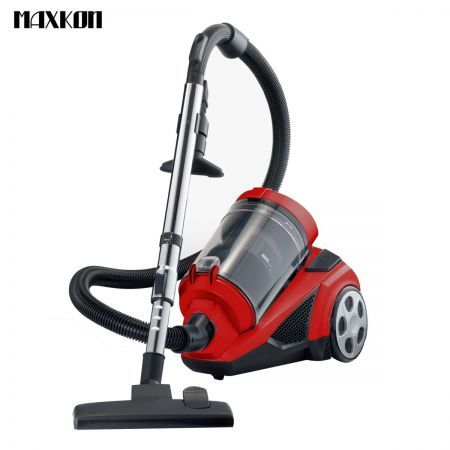 Red Maxkon 3.0L Bagless Vacuum Cleaner