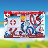 Childrens Doctor Toy Set