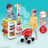 Pretend Play Multi-functional Supermarket