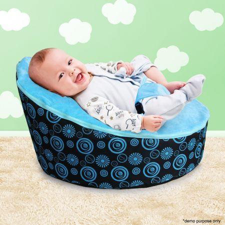 Baby Bean Bag Schnittmuster Industrie Schmutzwasser