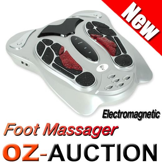 Electromagnetic-Wave-Foot-Massager-Circulation-Booster-with-Waist-Belt