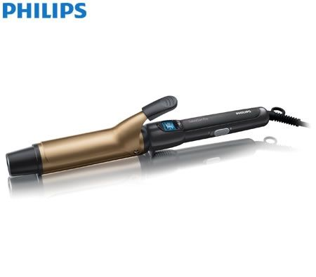 Philips Saloncurl Pro Hair Curling Iron Crazy Sales