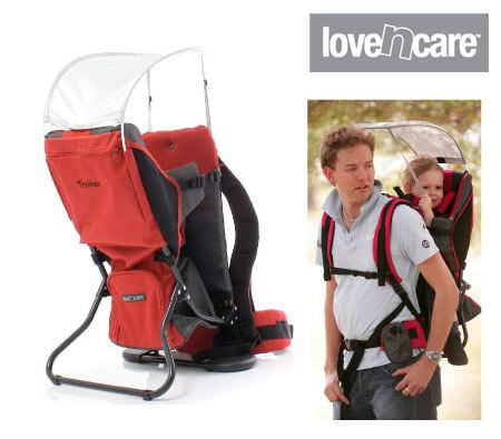 Love N Care Carrier Baby Trekker for Comfortable Traveling