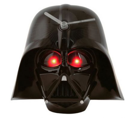 3d Darth Vader Wall Clock Crazy Sales