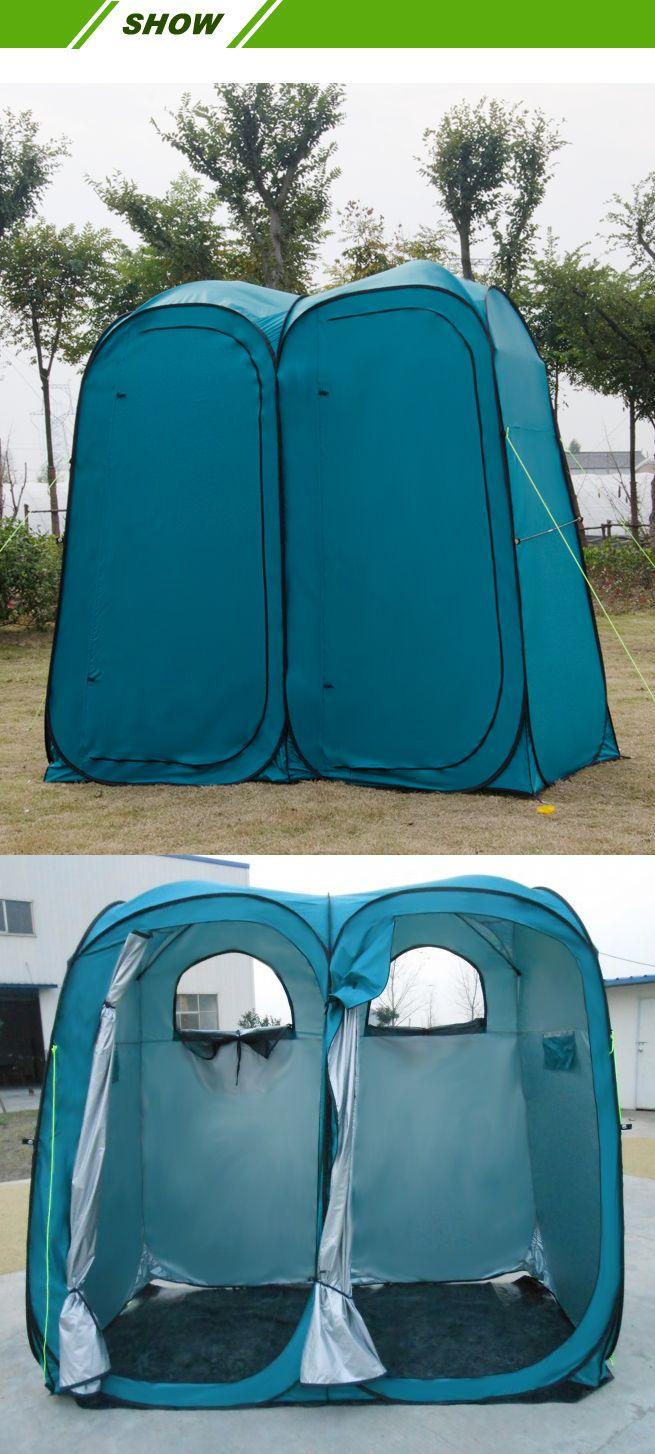 Pop Up Twin Ensuite Tent Crazy Sales