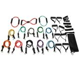 27 Piece Yoga Resistance Bands KS-27