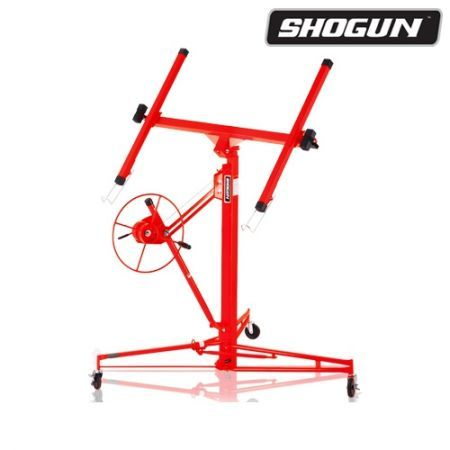 Shogun Red 16ft-65KG Drywall Panel Lifter Plaster Board
