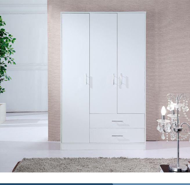 White Wardrobe Cabinet Crazy Sales