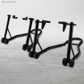 Motorcycle Front and Rear Stand Set