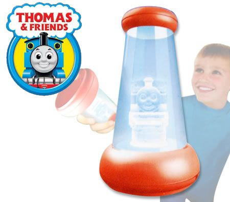 Thomas & Friends Grab 'n Glow Jr. Color Changing FlashLite / NiteLite